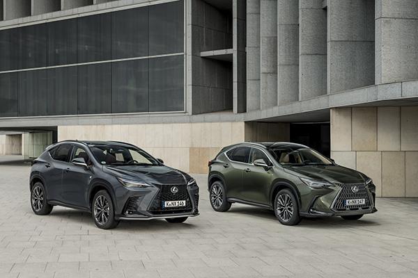 Yeni nesil Lexus NX , Mart'ta Türkiye'de satışa sunulacak