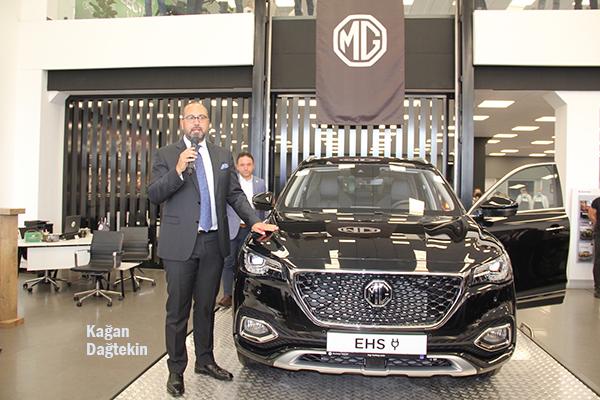 MG Türkiye'de emin adımlarla büyümeye devam ediyor