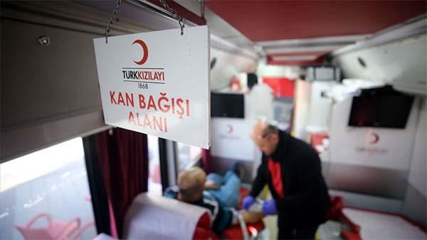 Türk Kızılay azalan kan stoklarına karşı çağrı yaptı