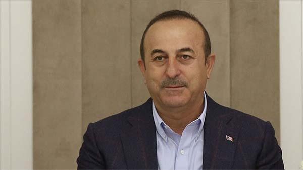 Dışişleri Bakanı Çavuşoğlu: ABD'nin cesaretlendirmesi sonucu İsrail'in saldırganlığı artmıştır