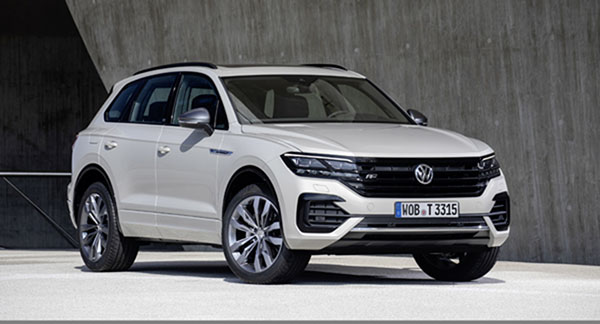 VW'den Touareg'e 'ONE Million' versiyonu