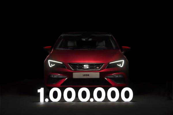 SEAT Leon, 1 milyon adetlik satışa ulaştı
