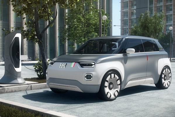 Elektrikli Fiat 500 için 700 milyon avro yatırım