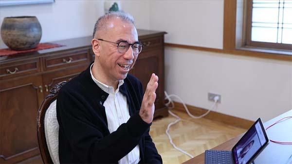Japonya'nın Ankara Büyükelçisi Suzuki Türkçe öğrenmeye başladı