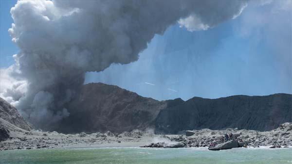 Yeni Zelanda'daki yanardağ patlamasında ölü sayısı 20'ye çıktı