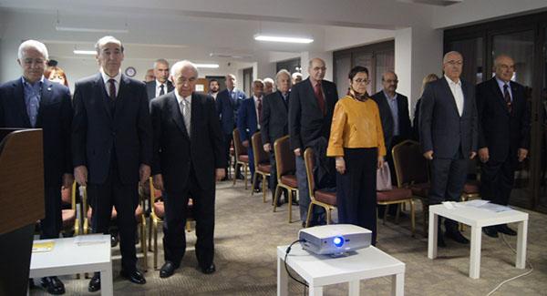 MARSEV 18.Mütevelli Kurulu toplantısı gerçekleşti