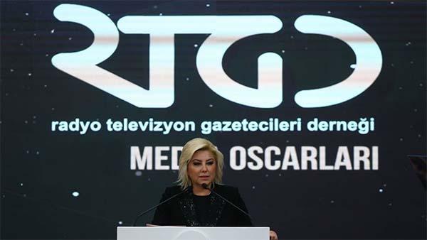 'RTGD Medya Oscarları Ödülleri'nin kazananları belli oldu