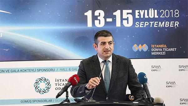 SAHA İstanbul Başkanı Bayraktar: 'Hedefimiz savunma sanayimizdemilli sistemler geliştirmek'