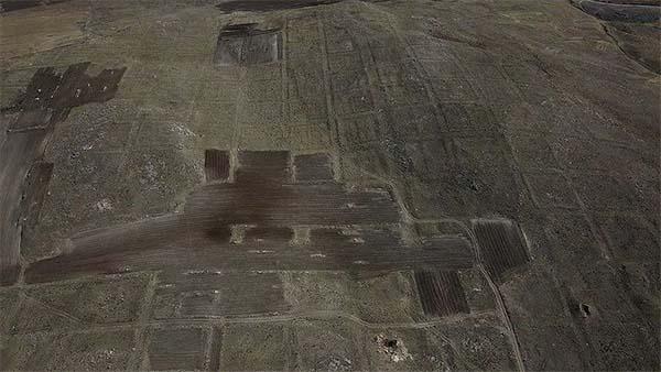 Van'da ızgara planlı antik kent gün yüzüne çıkarılıyor