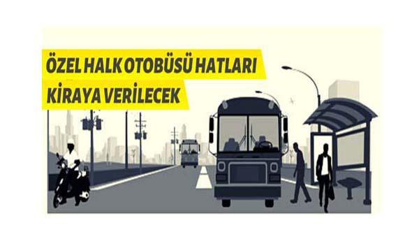 Erzurum'da ulaşım ihalesi
