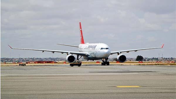 THY, Angola'nın başkenti Luanda'ya sefer başlattı