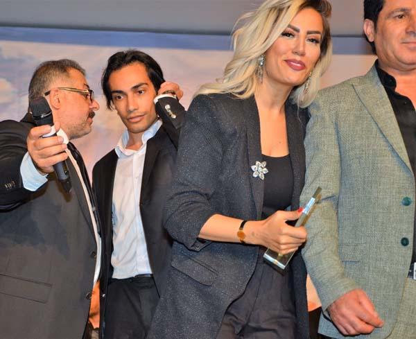Mehmet Berk Ergin'den 80 bin TL'lik yardım müjdesi