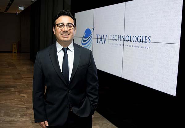 TAV Technologies'e ikinci ödül