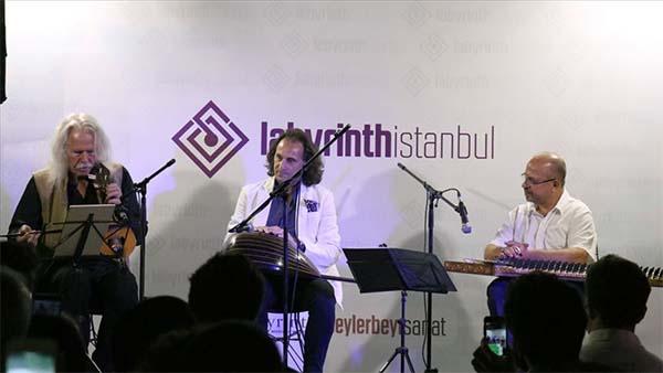 Labyrinth İstanbul'un açılışı yapıldı