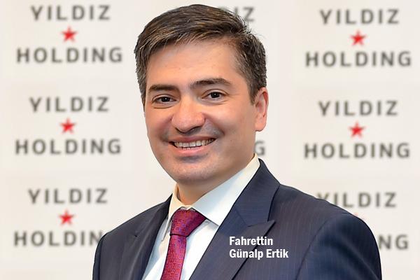 Yıldız Holding'in 65 milyar TL'lik cirosu Fahrettin Ertik'e emanet