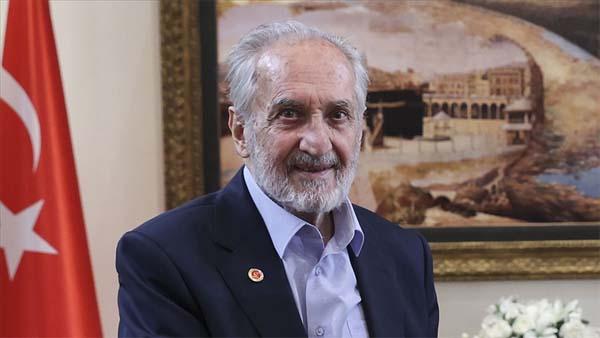 Saadet Partisi YİK Başkanı Asiltürk hastaneye kaldırıldı