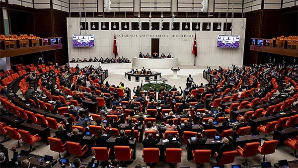 Vergi kanunlarına ilişkin düzenleme içeren kanun teklifi TBMM Genel Kurulunda kabul edildi