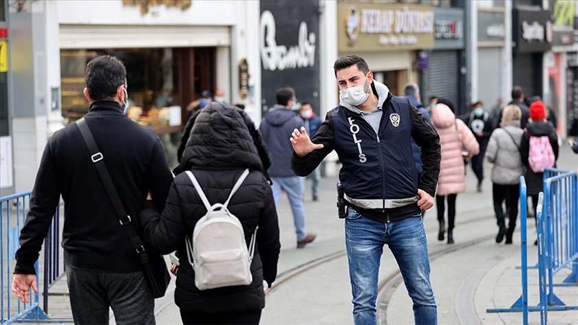 Valiliklere sokağa çıkma kısıtlamalarında ek genelge