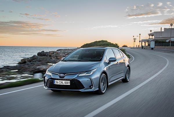 Corolla Ocak'ta Toyota'ya rekor getirdi