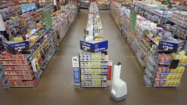 Robotlar perakende sektöründe istihdamı tehdit ediyor