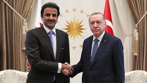 Katar'dan Türkiye'ye 15 milyar dolar yatırım