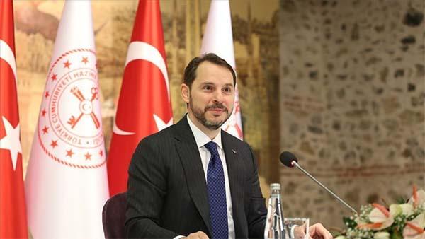 'Pandemi sonrası normalleşmeyle birlikte bütçe dengemiz Ağustosta 28,2 milyar lira fazla verdi'