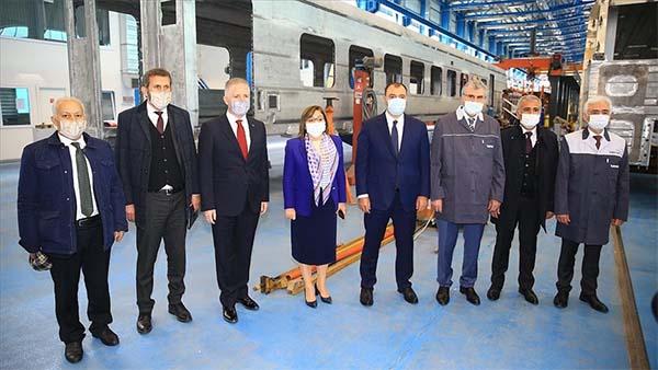 Gaziantep yıl sonunda Gaziray Elektrikli Tren Seti'ne kavuşacak