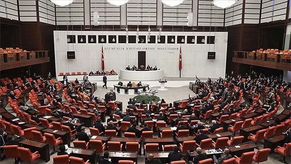 Ekonomiye ilişkin düzenlemeler içeren teklif TBMM Genel Kurulunda kabul edildi