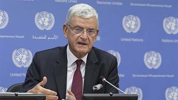 BM 75. Genel Kurul Başkanı Bozkır'dan çağrı