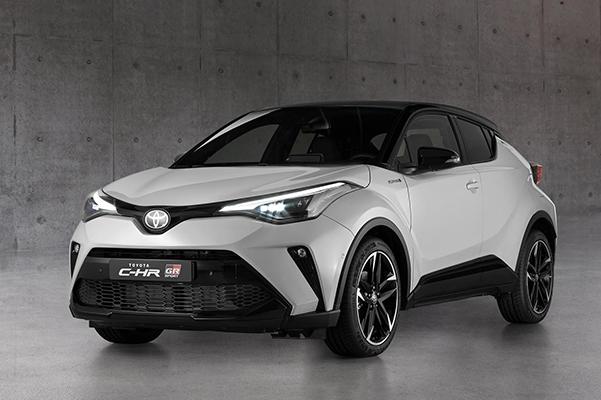 Toyota'nın sportif ürün gamına C-HR de katıldı