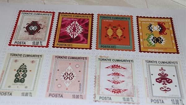 Asırlık Anadolu motifleri pullarda yaşatılacak