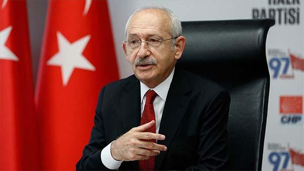 Kılıçdaroğlu: Bu süreçte CHP'nin en önemli görevi geniş bir toplumsal uzlaşmayı sağlamak