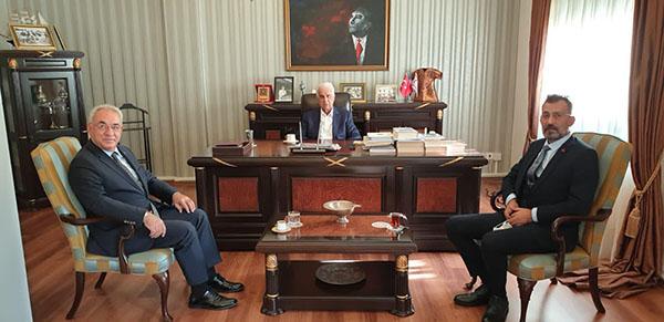 DSP Genel Başkanı Önder Aksakal'ın KKTC ziyaretleri