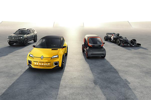 Renault'dan BÜYÜK PLAN