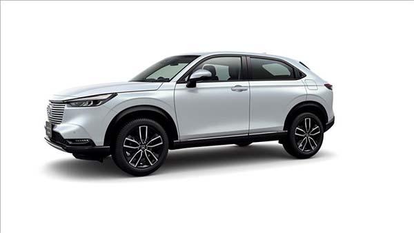 Yeni Honda HR-V, Avrupa'da yıl sonunda satışa sunulacak