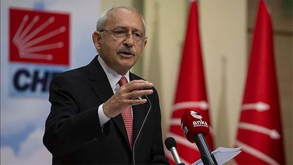 Kılıçdaroğlu: Hükümet ekonomik buhranı aşmak için yeni bir planı Meclise getirmeli