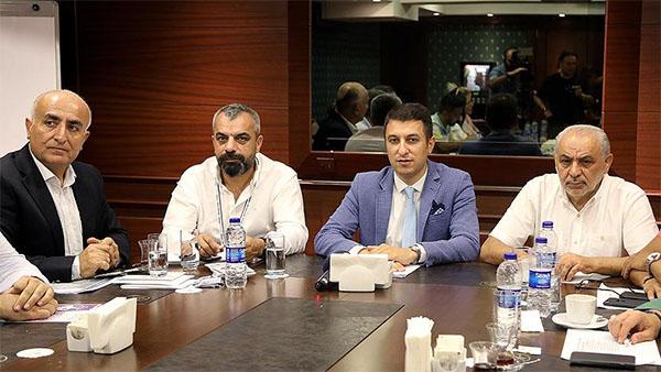 KYSD Yönetim Kurulu Başkanı Özpehlivan: Organizasyonumuz yeni moda trendlerine yön verecek'