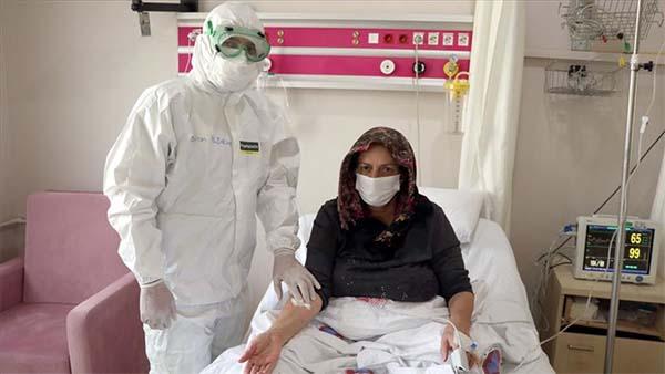 Kovid-19 hastaları yaşadıkları zor anları anlattı
