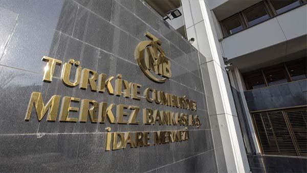 Merkez Bankası politika faizini 475 baz puan artışla yüzde 15'e yükseltti