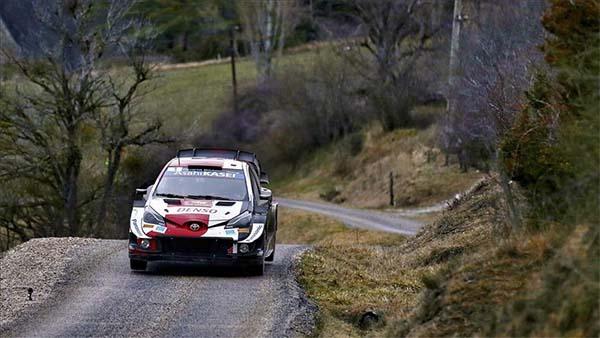 Toyota Yaris WRC Hırvatistan'daki yeni mücadeleye hazır