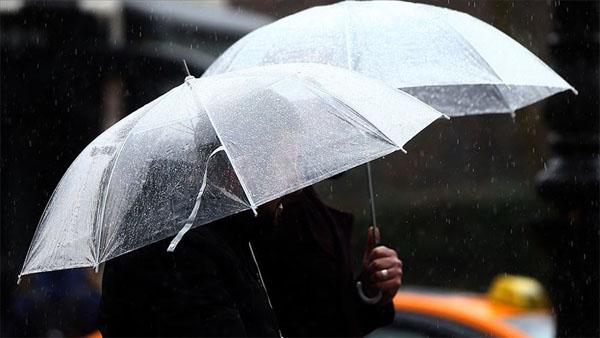 Sıcaklıklar azalacak, yağışlı hava geliyor