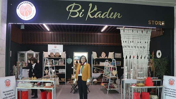 Adanalı ev hanımlarının ürünleri 'Kadıneli'yle pazar buluyor