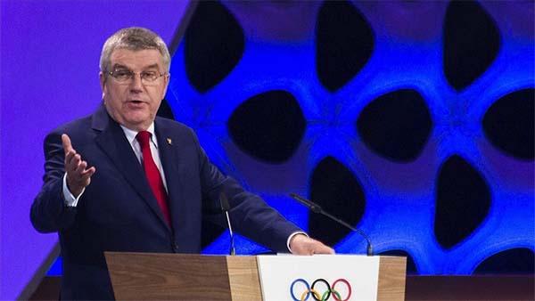 Uluslararası Olimpiyat Komitesi Başkanı Bach'tan 'B planı yok' vurgusu