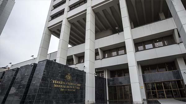 Merkez Bankası rezervleri 84 milyar 429 milyon dolar oldu