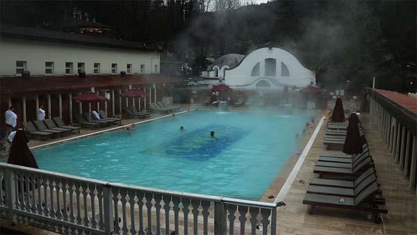 Rus turistlerin kaplıca ilgisi arttı