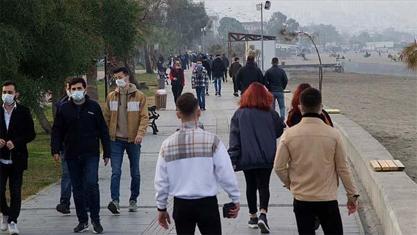 Kovid-19 vaka sayıları Karadeniz'de yüksek, Doğu ve Güneydoğu'da düşüşte