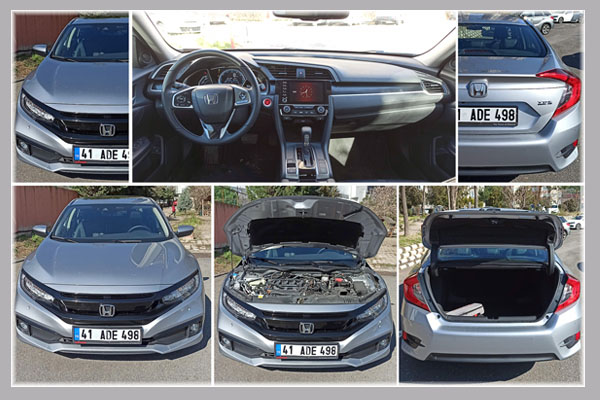 TEST: HONDA CIVIC SEDAN 1.5 TURBO CVT