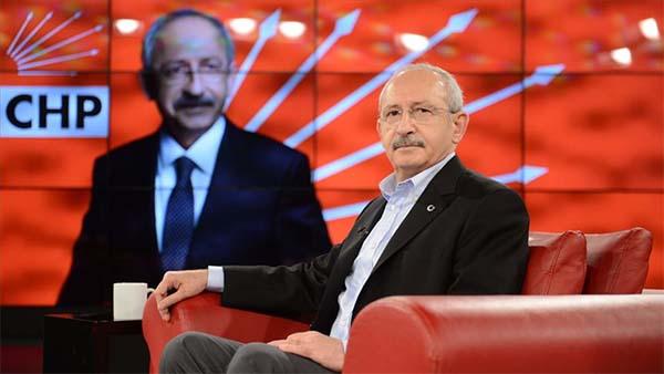 CHP Genel Başkanı Kılıçdaroğlu, televizyon yayınında soruları yanıtladı