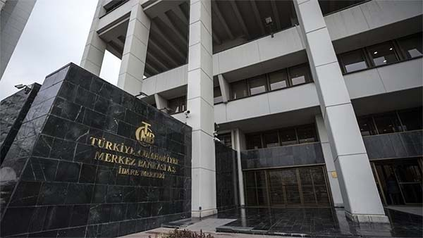 Merkez Bankası politika faizini 100 baz puan indirdi