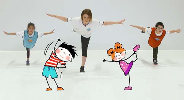TEGV Çocukları, Allianz Motto Hareket ilespora eğlence katıyor